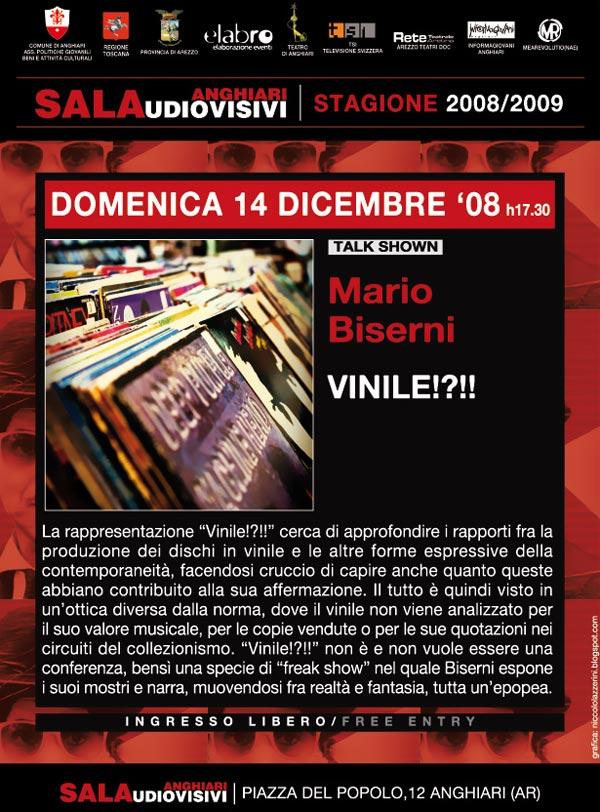 locandina-mario-biserni-vinile-sala-audiovisivi-stagione-2008-09