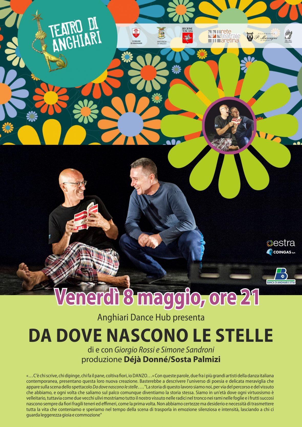 locandina DA DOVE NASCONO LE STELLE