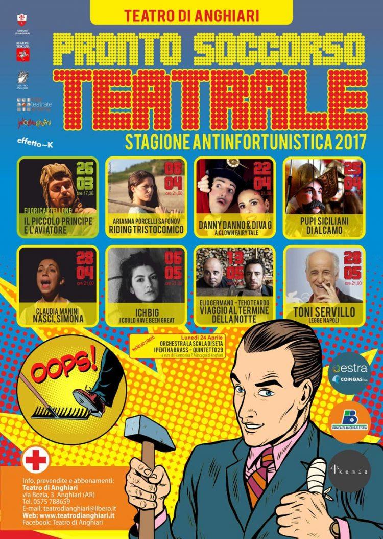 locandina_PRONTO_SOCCORSO_TEATRALE_stagione_teatrale_2017