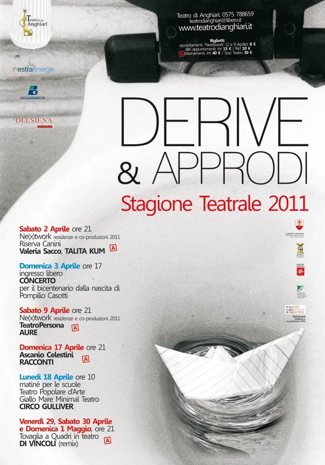 locandina-stagione-teatrale-2011-teatro-anghiari-derive-e-approdi