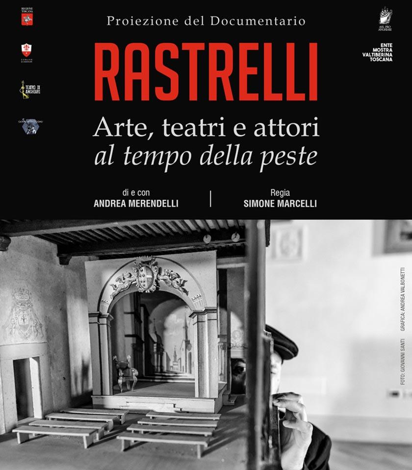 Documentario Rastrelli, 3 settembre 2021 - Villa Gennaioli, Anghiari